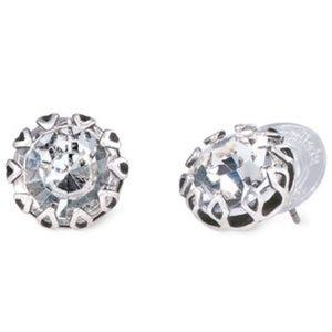 :: S&D Sparkling Crystal Nancy Studs